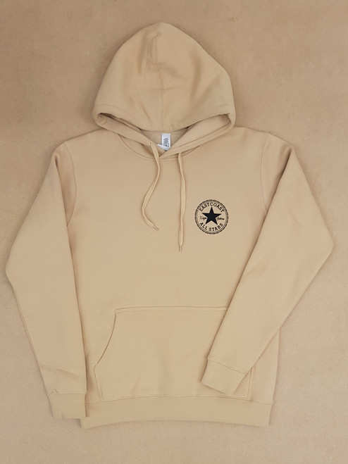 KINGPIN EASTCOAST ALL STARS HOOD TAN/BLACK