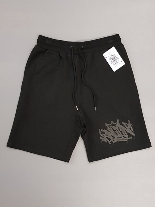 KINGPIN TAG SHORT BLACK / BLACK