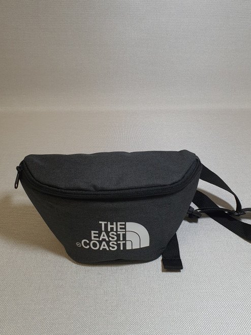 KINGPIN THE EASTCOAST  WAIST BAG GREY / WHITE