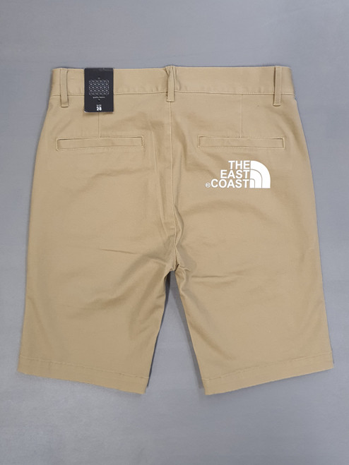 KINGPIN THE EAST COAST WALK SHORT TAN / WHITE