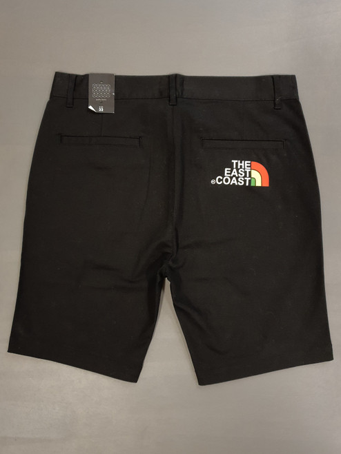 KINGPIN THE EAST COAST WALK SHORT BLACK / RASTA