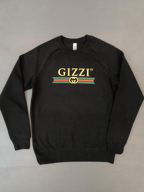 KINGPIN GIZZI CREW BLACK / GREEN / GOLD / RED