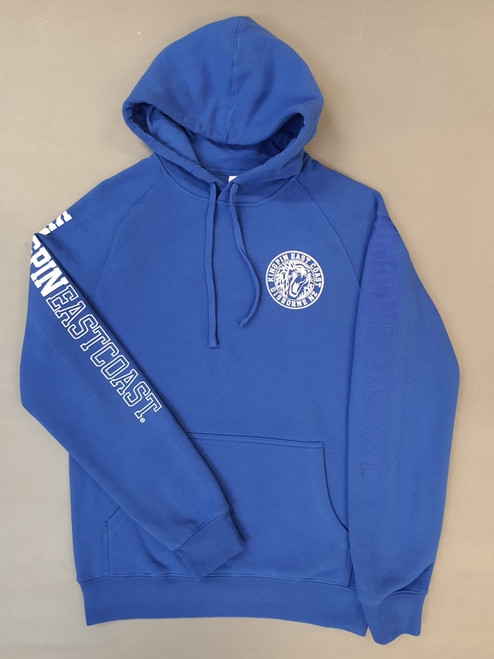 KINGPIN KPEC HOOD BLUE / WHITE / BLUE