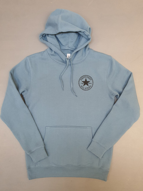 KINGPIN EASTCOAST ALL STARS HOOD BLUE / BLACK