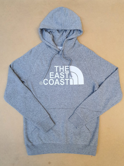 KINGPIN THE EAST COAST HOOD GREY / WHITE