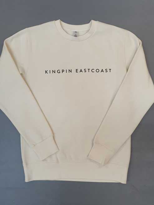 KINGPIN EASTCOAST CREW CREAM / BLACK