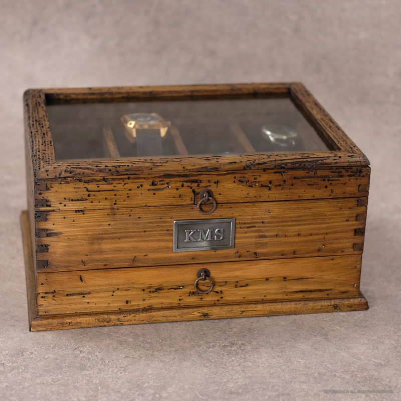 Watch Box with drawer  No.8