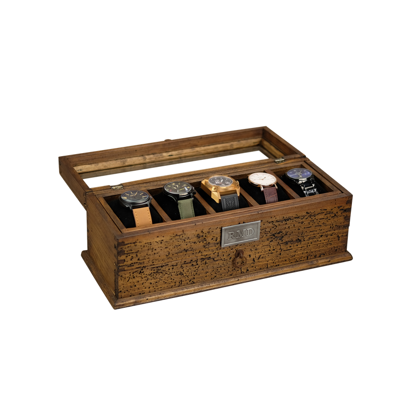 Watch Box with Drawer N.5