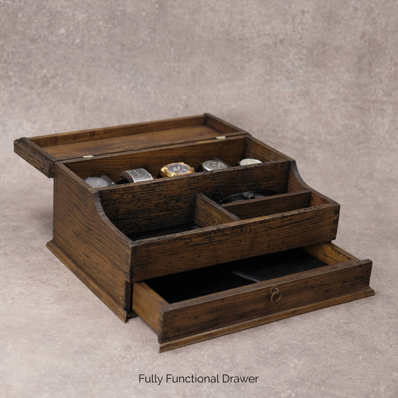 Valet with Drawer No. 5