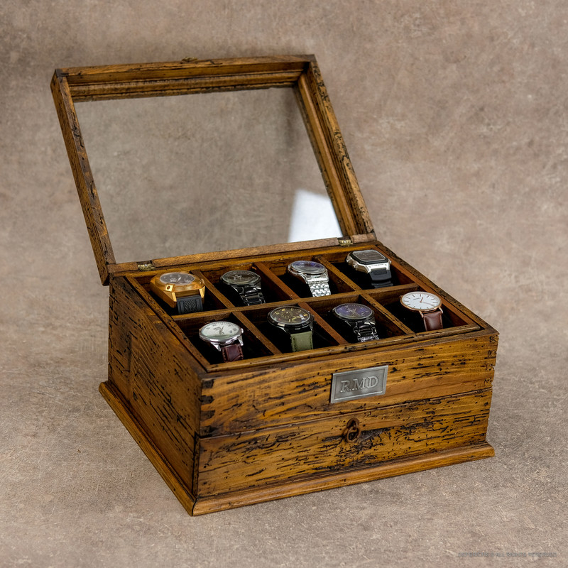 Watch Box with drawer No.16