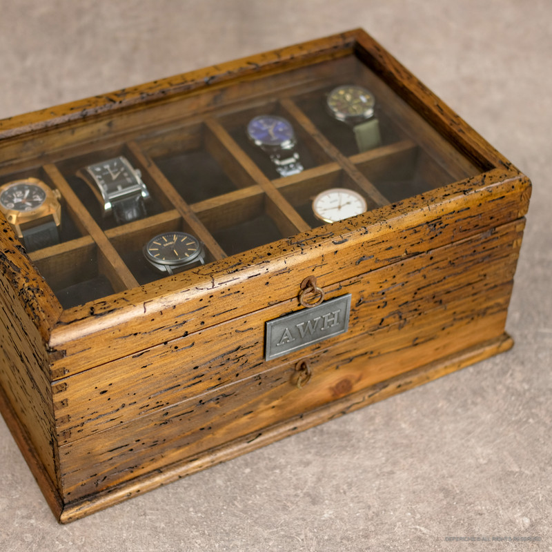 Watch Box with Drawer No. 20