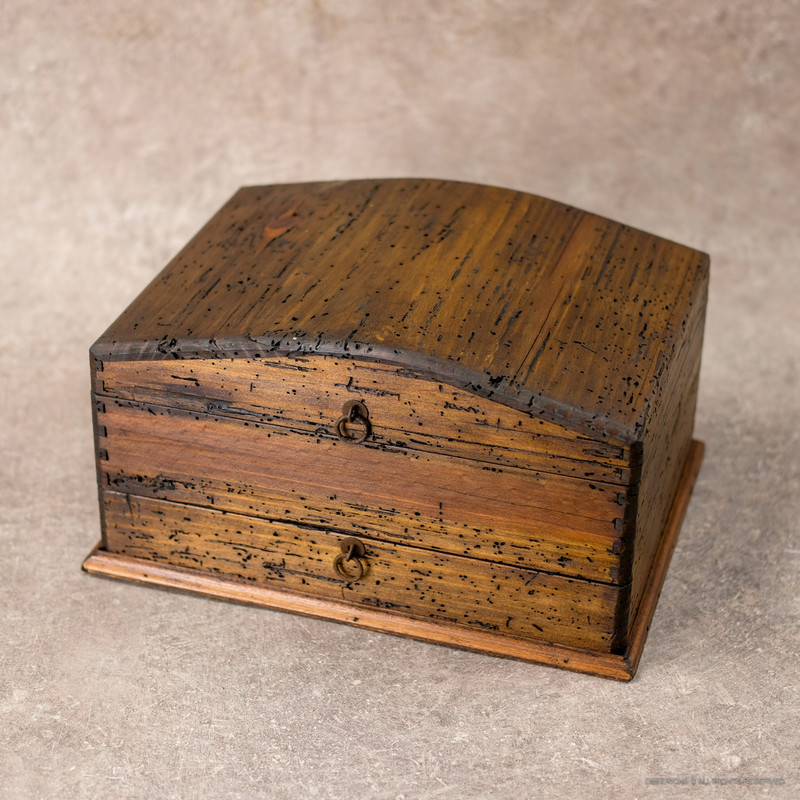 Capsule Watch Box with Drawer No. 8