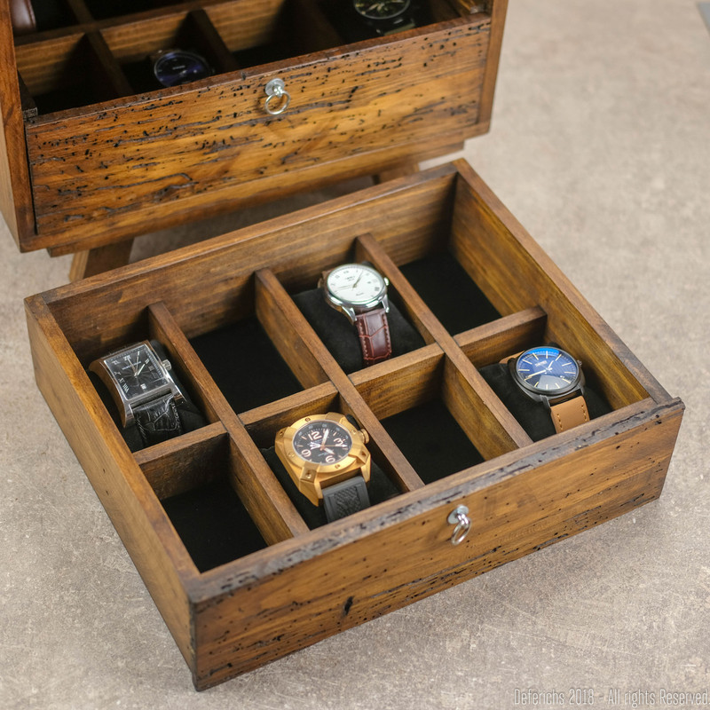 Mid-Century Watch Box N.3