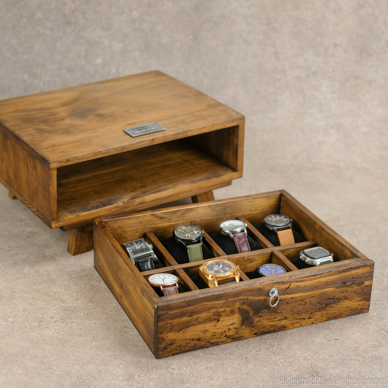 Mid-Century Watch Box N.1