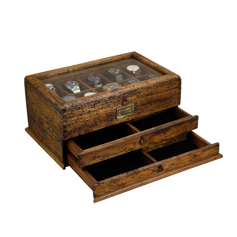 Double Drawer Box N.10