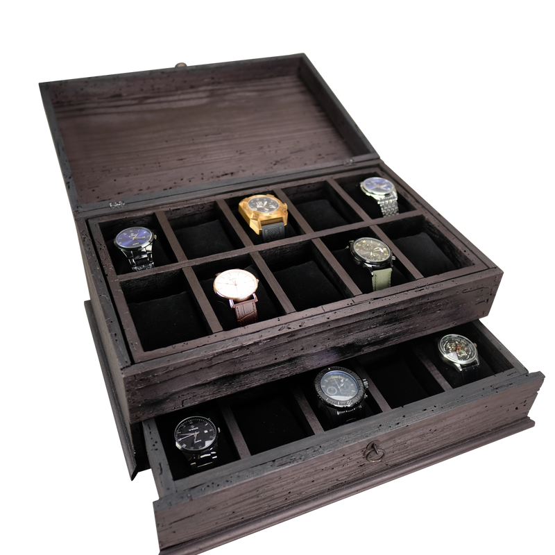 Watch Box N.20-Black Edition