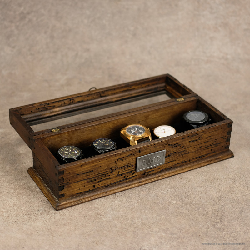 Watch Box for 5 Watches