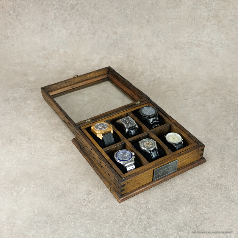 Watch Box for 6 watches