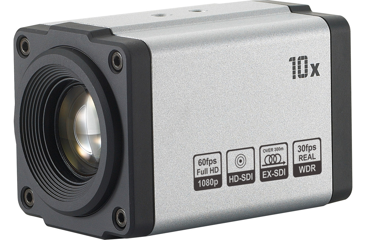 "BMH-108 1/3"" 2 Mega Pixel HD-SDI 10x optical Day/Night Camera"