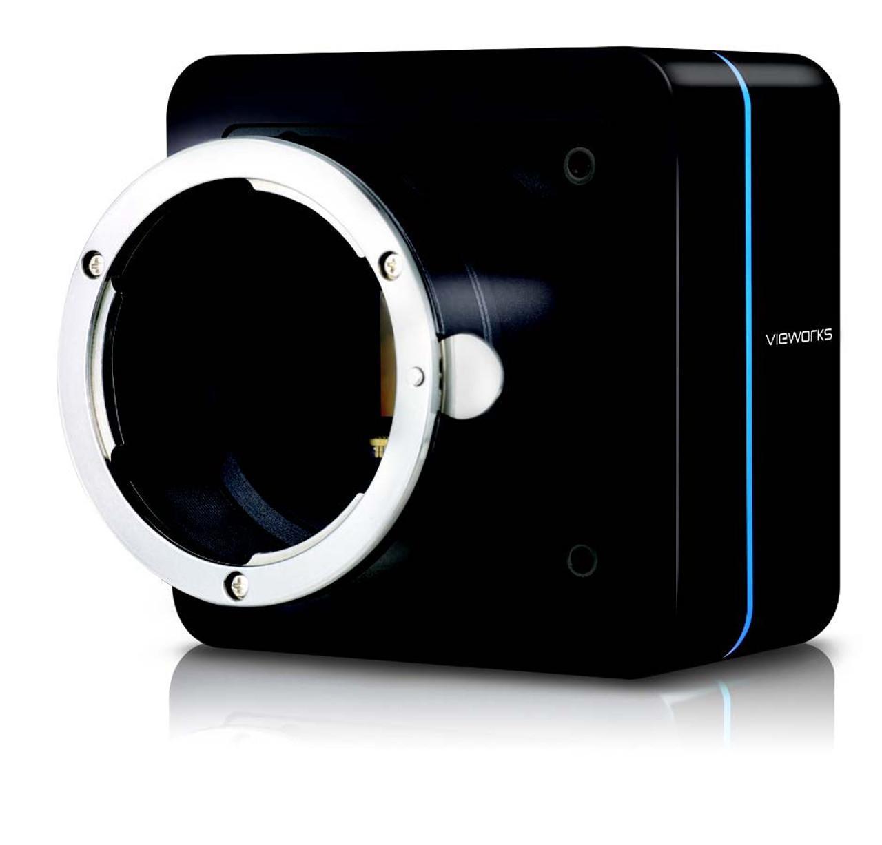 Vieworks VC-12MX-M/C 180: 12 megapixel (CMOSIS CMV 12000) 180 frames per second coaxpress camera