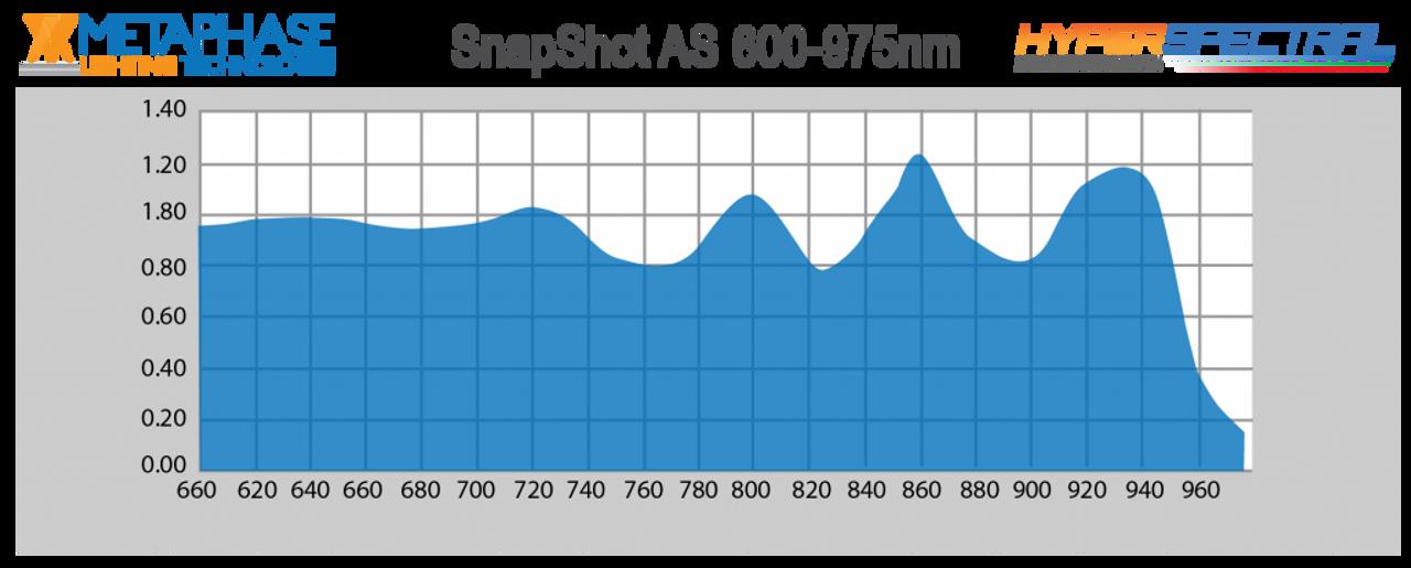 Snapshot AS 600-975nm