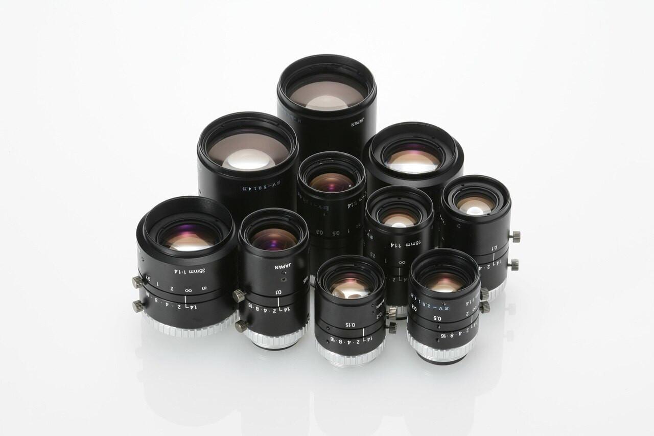 VS Technology SV-H Series - SV-2514H 25mm C-mount Lens