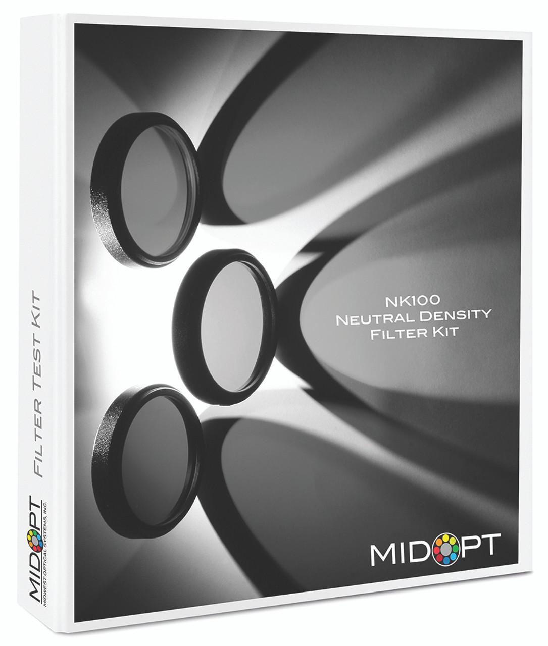 NK100 Neutral Density Filter Binder Kit