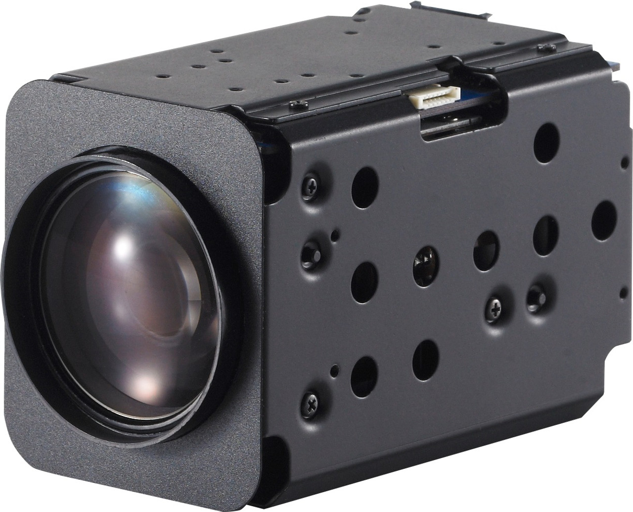 """BMC-S129 1/2"""" 2 megapixel (Sony IMX385) IP and EX-SDI Day/Night Camera with 12x Optical Zoom Module"""