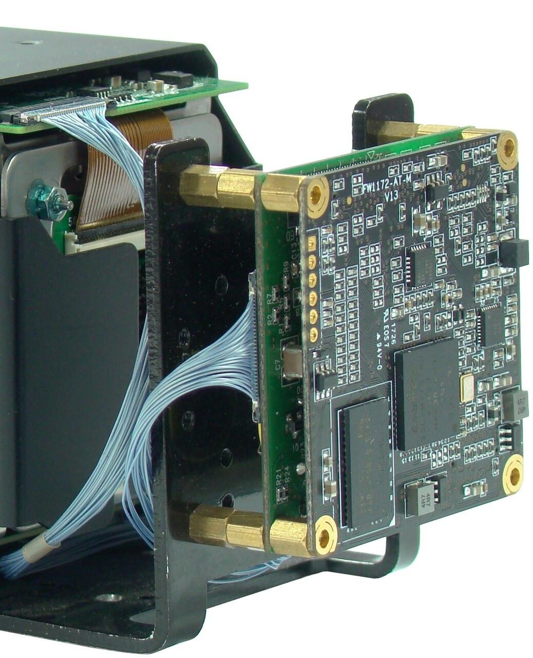 Optional IP Interface Boards (ONVIF)