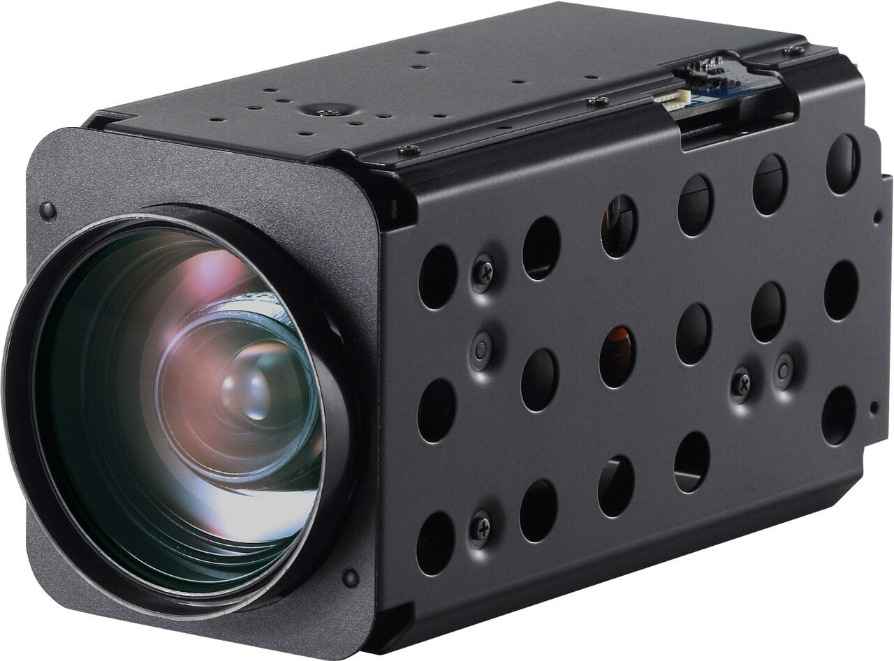 """BMC-S369 1/2"""" 2 megapixel Sony IMX385 CMOS IP and EX-SDI Day/Night Camera with 36x optical zoom module"""