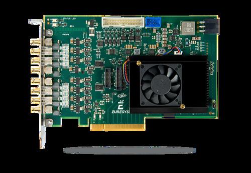 Euresys Coaxlink OCTO (3602): CoaXPress Eight Input CXP-6 Frame Grabber