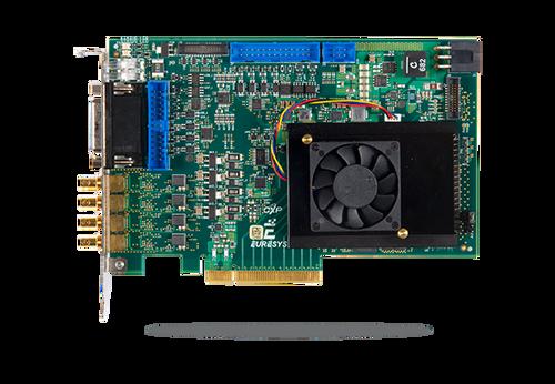 Euresys Coaxlink Quad CXP-12 (3603): CoaXPress Quad Input CXP12 Frame Grabber