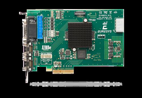 Grablink Full (1622): Camera Link Full PCIe x4 frame grabber