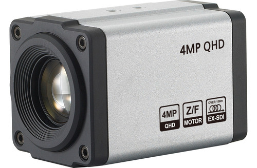 BMH-S29Q: 4 Megapixel HD-SDI 3x Optical Zoom Day/Night Camera