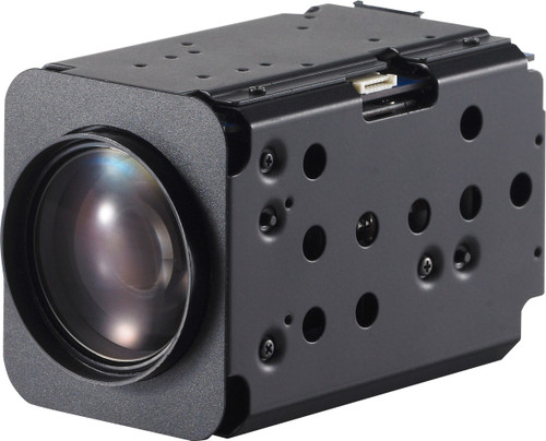 "BMC-S129 1/2"" 2 megapixel (Sony IMX385) IP and EX-SDI Day/Night Camera with 12x Optical Zoom Module"