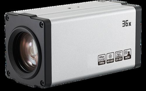 BMH-G365: 2MP 36x Zoom Global Shutter Zoom Box Camera