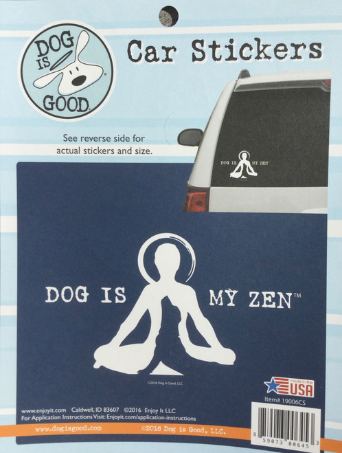 Dog Is My Zen