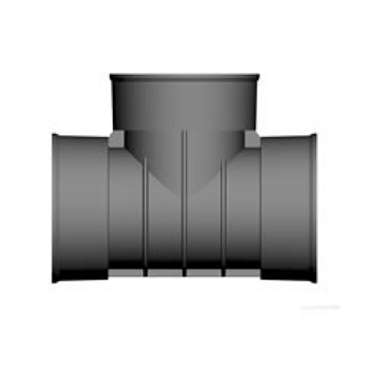 225mm twinwall T junction