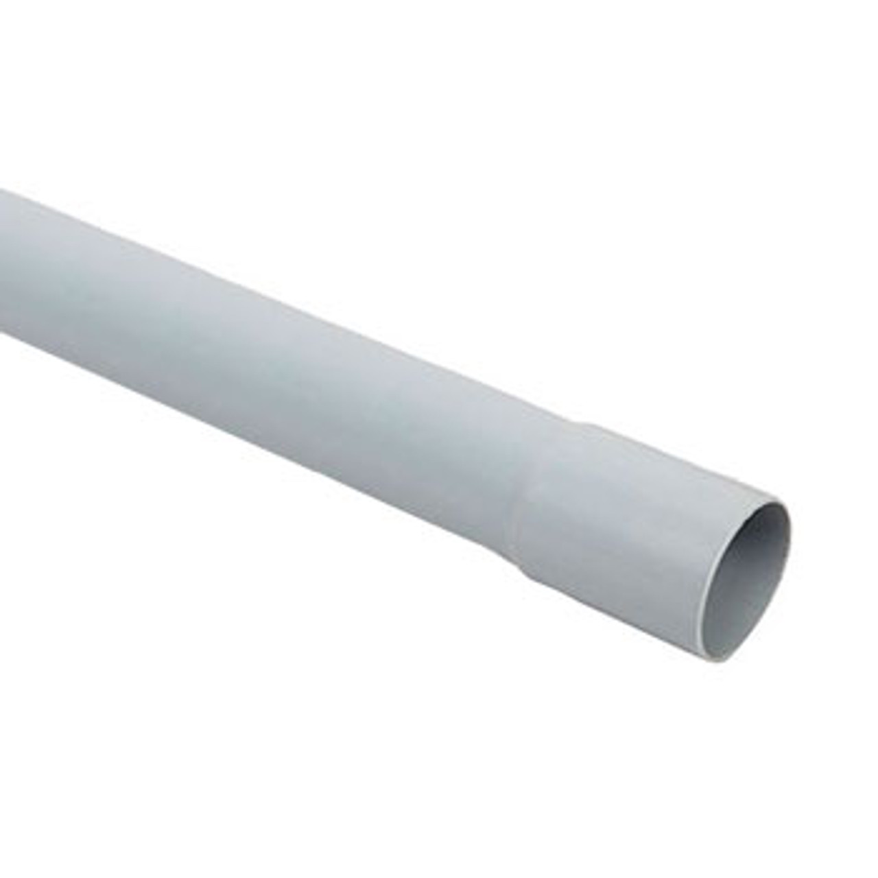 54mm grey socketed ducting.