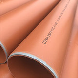 110mm sewer pipe plain end