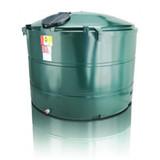 3,500 litre Atlas Bunded Vertical Oil Tank.