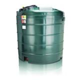 5,000 litre Atlas Bunded Vertical Oil Tank.