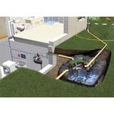 GRAF Platin House ECO-Plus Rainwater Harvesting System.