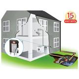 GRAF Platin House Direct Rainwater Harvesting System.