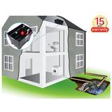 GRAF Platin House Indirect Rainwater Harvesting System.