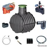 GRAF Carat-S House ECO-Plus Rainwater Harvesting Package.