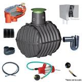 GRAF Carat-S House Direct Rainwater Harvesting Package.