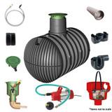 GRAF Carat-XL Garden-Comfort Rainwater Harvesting Package.