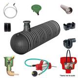 GRAF Carat-XXL Garden-Comfort Rainwater Harvesting Package.