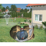 GRAF Carat Garden-Comfort Rainwater Harvesting System.